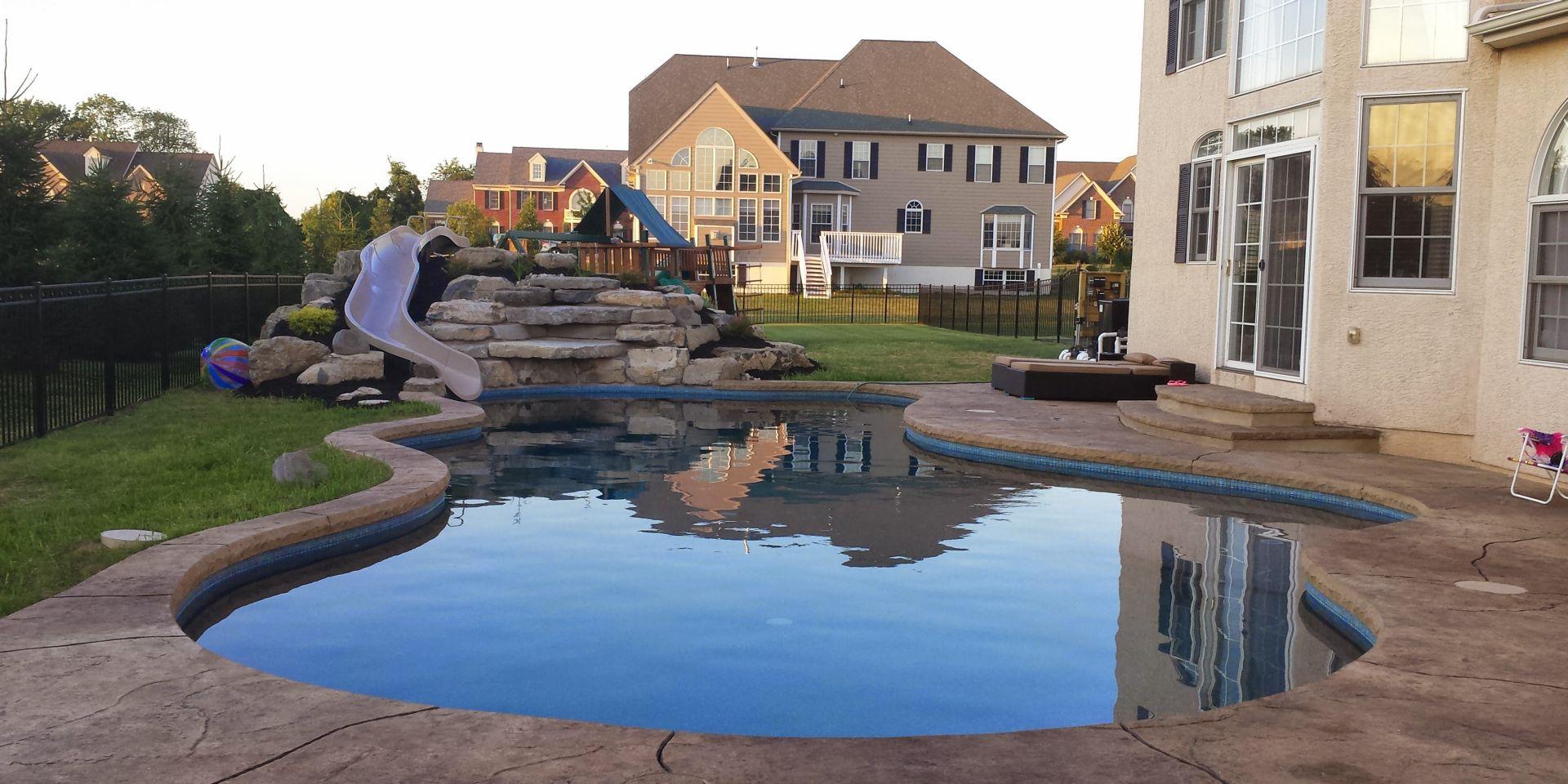 Salt Water Pool Design. JPG · 1106999485Monogram Custom Pools Salt Water  Pool(18)